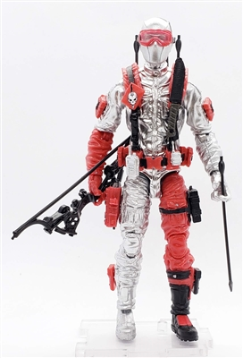 """MARAUDER MORTAL"" Geared-Up MTF Male Trooper - 1:18 Scale Marauder Task Force Action Figure"