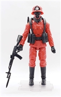 """SOMBRA ROJA"" Geared-Up MTF Male Trooper - 1:18 Scale Marauder Task Force Action Figure"