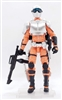 """MARAUDER PYRO"" Geared-Up MTF Male Trooper - 1:18 Scale Marauder Task Force Action Figure"