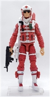 """MARAUDER MEDIC"" Geared-Up MTF Male Trooper - 1:18 Scale Marauder Task Force Action Figure"