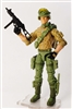 """NCO"" Geared-Up MTF Male Trooper - 1:18 Scale Marauder Task Force Action Figure"