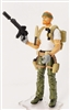 """WILDERNESS SCOUT"" Geared-Up MTF Male Trooper - 1:18 Scale Marauder Task Force Action Figure"