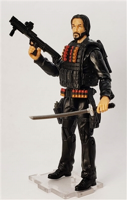 "PRE-ORDER: ""MELEE THEO"" Geared-Up MTF Male Trooper - 1:18 Scale Marauder Task Force Action Figure"