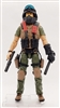 """K9 TRAINER"" Geared-Up MTF Male Trooper - 1:18 Scale Marauder Task Force Action Figure"