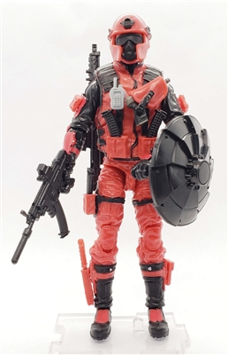 """ALLEY FIGHTER"" Geared-Up MTF Male Trooper - 1:18 Scale Marauder Task Force Action Figure"