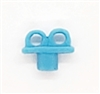"Grenade Loops LIGHT BLUE Version - 1:18 Scale Modular MTF Accessory for 3-3/4"" Action Figures"