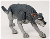 "MTF K9 Dog Unit: ""Fenrir"" RED EYED DEMON DOG Dark Gray & Gray Version BASIC - 1:18 Scale Marauder Task Force Animal"