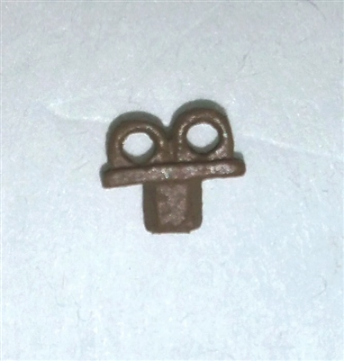"Grenade Loops BROWN Version - 1:18 Scale Modular MTF Accessory for 3-3/4"" Action Figures"