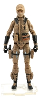 "DELUXE MTF Female Valkyries BROWN ""Terra-Ops"" Version - 1:18 Scale Marauder Task Force Action Figure"