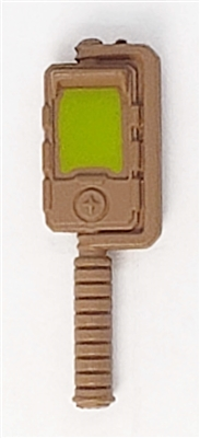 Motion Tracker: BROWN Version - 1:18 Scale MTF Accessory for 3 3/4 Inch Action Figures