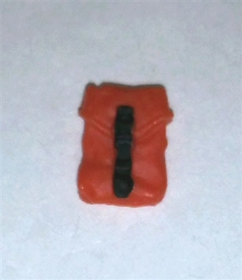 "Pocket: Large Size ORANGE Version - 1:18 Scale Modular MTF Accessory for 3-3/4"" Action Figures"