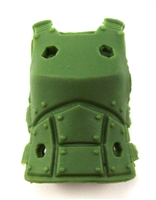 "Female Vest: Armor Type Light Green Version - 1:18 Scale Modular MTF Valkyries Accessory for 3-3/4"" Action Figures"