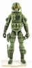 "DELUXE MTF Male Trooper LIGHT GREEN ""Flight-Ops"" Version - 1:18 Scale Marauder Task Force Action Figure"