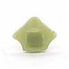 "Headgear: Helmet Plug LIGHT GREEN Version - 1:18 Scale Modular MTF Accessory for 3-3/4"" Action Figures"