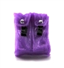 "Ammo Pouch: Double Magazine PURPLE Version - 1:18 Scale Modular MTF Accessory for 3-3/4"" Action Figures"
