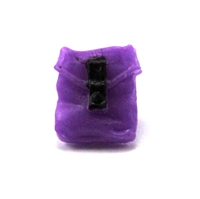 "Pocket: Small Size PURPLE Version - 1:18 Scale Modular MTF Accessory for 3-3/4"" Action Figures"