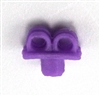 "Grenade Loops PURPLE Version - 1:18 Scale Modular MTF Accessory for 3-3/4"" Action Figures"
