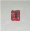 "Pocket: Small Size RED Version - 1:18 Scale Modular MTF Accessory for 3-3/4"" Action Figures"