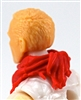 "Headgear: Large Neck Scarf ""Shemagh"" RED Version - 1:18 Scale Modular MTF Accessory for 3-3/4"" Action Figures"