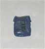 "Pocket: Small Size BLUE Version - 1:18 Scale Modular MTF Accessory for 3-3/4"" Action Figures"