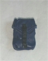 "Pocket: Large Size BLUE Version - 1:18 Scale Modular MTF Accessory for 3-3/4"" Action Figures"
