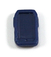 Smartphone / Mobile Phone: BLUE Version - 1:18 Scale MTF Accessory for 3 3/4 Inch Action Figures