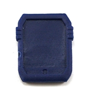 Smartpad / Computer Tablet: BLUE Version - 1:18 Scale MTF Accessory for 3 3/4 Inch Action Figures