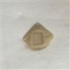 "Headgear: Helmet Plug TAN Version - 1:18 Scale Modular MTF Accessory for 3-3/4"" Action Figures"