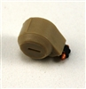 Steady-Cam Gun: Ammo Drum TAN Version - 1:18 Scale Weapon Accessory for 3 3/4 Inch Action Figures