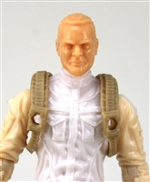 "Steady Cam Gun: Steady Cam Harness TAN Version - 1:18 Scale Modular MTF Accessory for 3-3/4"" Action Figures"