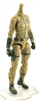 "MTF Female Valkyries Body WITHOUT Head DARK TAN & GREEN ""Assault-Ops"" Version BASIC - 1:18 Scale Marauder Task Force Action Figure"