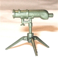 "Sniper ""Spotter"" Scope w/ Tripod - 1:18 Scale Accessory for 3 3/4 Inch Action Figures"
