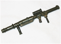 BAZOOKA Anti-Tank Rocket Launcher - 1:18 Scale Weapon for 3 3/4 Inch Action Figures