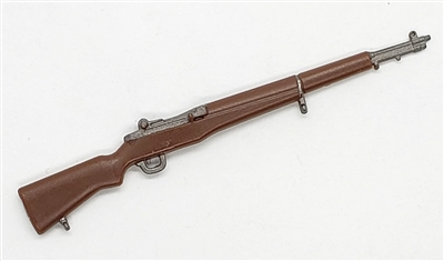 US M1 Garand Rifle- 1:18 Scale Weapon for 3-3/4 Inch Action Figures