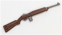 US M1 Carbine Rifle- 1:18 Scale Weapon for 3-3/4 Inch Action Figures