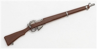 British Lee Enfield Rifle 303 No. 4 Mark 1- 1:18 Scale Weapon for 3-3/4 Inch Action Figures