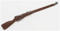 Russian Mosin Nagant Rifle Model 1930G - 1:18 Scale Weapon for 3-3/4 Inch Action Figures